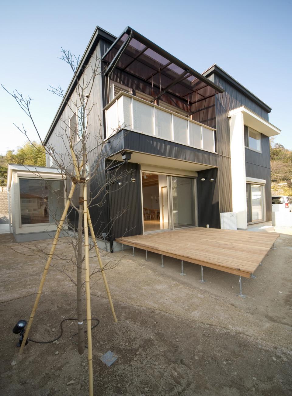 広島の建築設計事務所かんくう建築デザインのお客様の声可部の家2