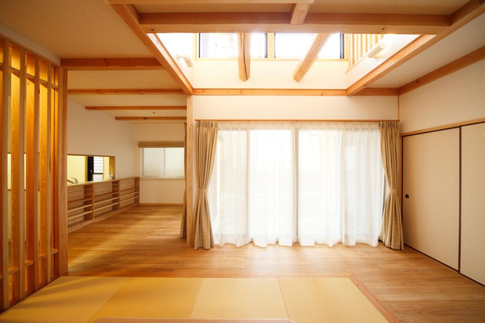 広島の建築設計事務所かんくう建築デザインのお客様の声広瀬町の家