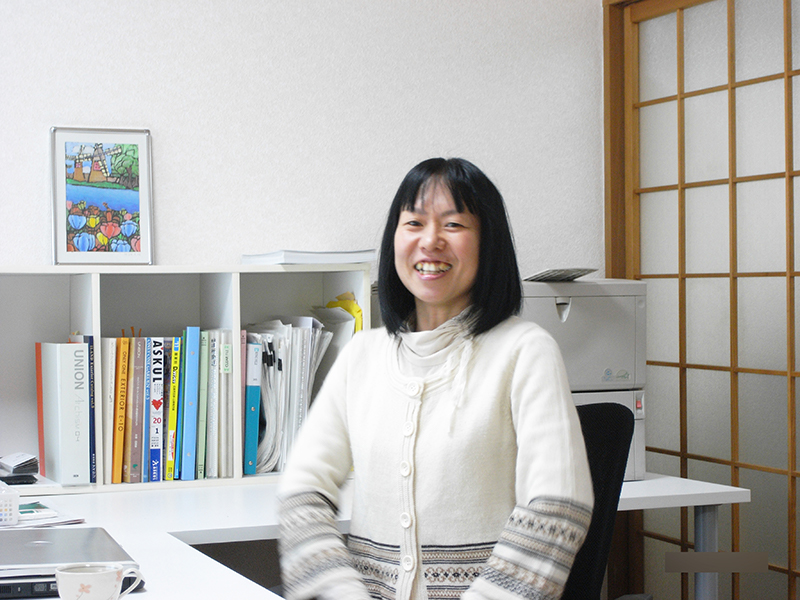広島の建築設計事務所かんくう建築デザインの黒田 かなえ