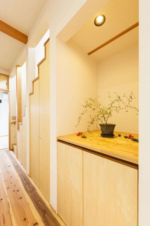 広島の建築設計事務所かんくう建築デザインのかんくうの設計ページの3.健康的で体にやさしい家をつくる