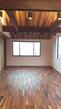 広島の建築設計事務所 かんくう建築デザインの八木の家の寝室