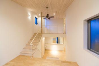 広島の建築設計事務所 かんくう建築デザインの珪藻土壁