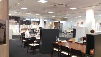 広島の建築設計事務所 かんくう建築デザインのショールーム巡り