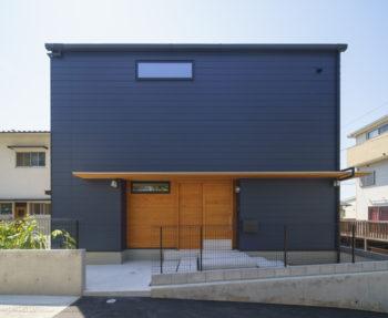 八木の家 完成写真