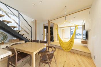 広島市安佐南区 建築設計事務所 かんくう建築デザイン ダイニング2