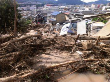 広島市安佐南区 建築設計事務所 かんくう建築デザイン 八木 災害2