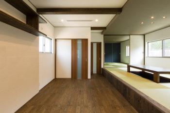 広島市安佐南区 建築設計事務所 かんくう建築デザイン クリ塗装