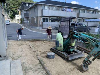 広島市安佐南区 建築設計事務所 かんくう建築デザイン 縁が和 畑1