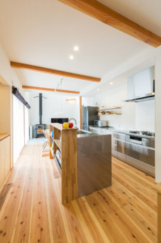広島市安佐南区 建築設計事務所 かんくう建築デザイン スギ