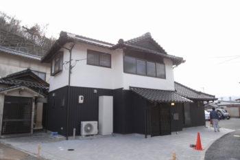 広島市安佐南区 建築設計事務所 かんくう建築デザイン 小屋浦の家1