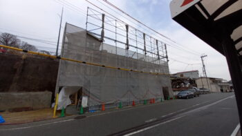 広島市安佐南区 建築設計事務所 かんくう建築デザイン 小谷の家 棟上げ