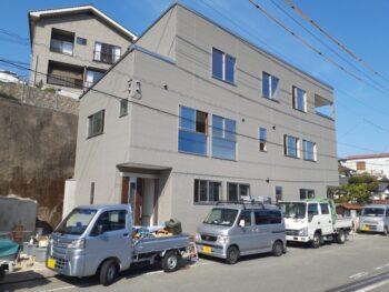 小谷の家の様子~広島の建築設計ブログ~