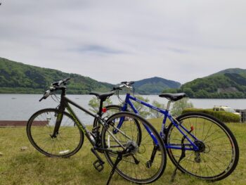 広島市安佐南区 建築設計事務所 かんくう建築デザイン 自転車