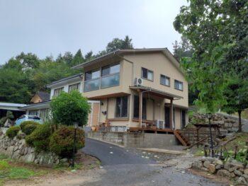 世羅の家 5年目点検~広島の建築設計ブログ~
